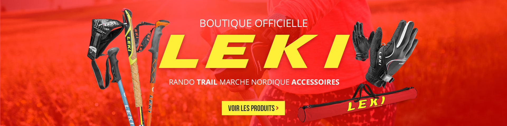 Boutique Officielle LEKI