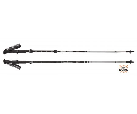 Bâtons Black Diamond Distance FLZ 2019