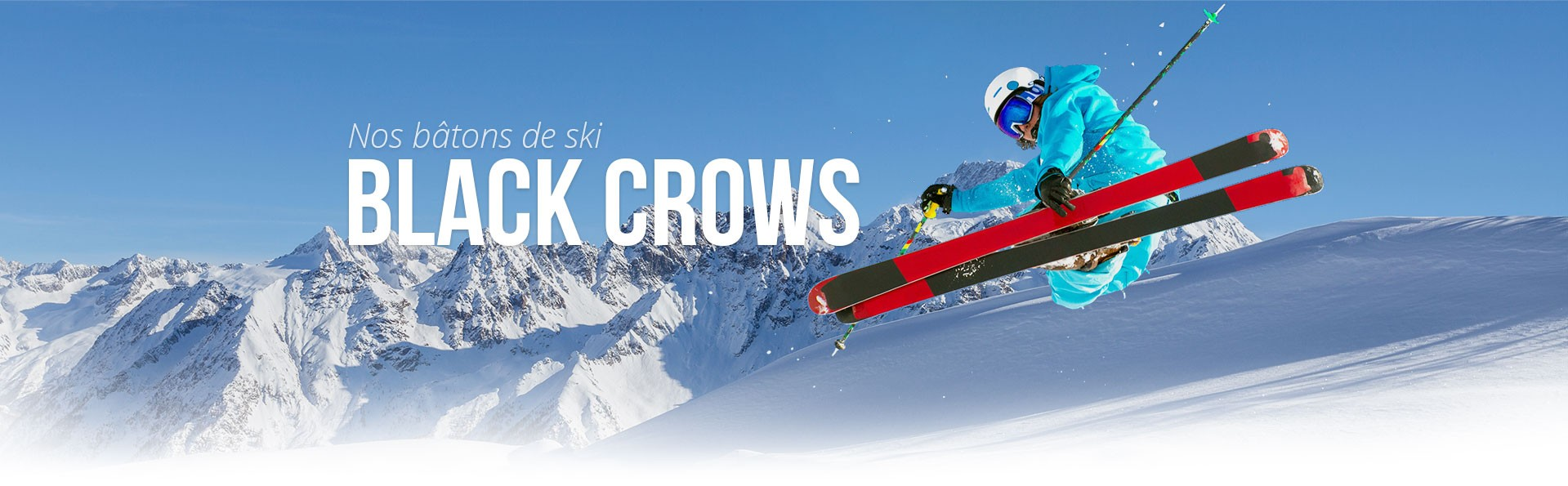 Bâtons de ski Black Crows