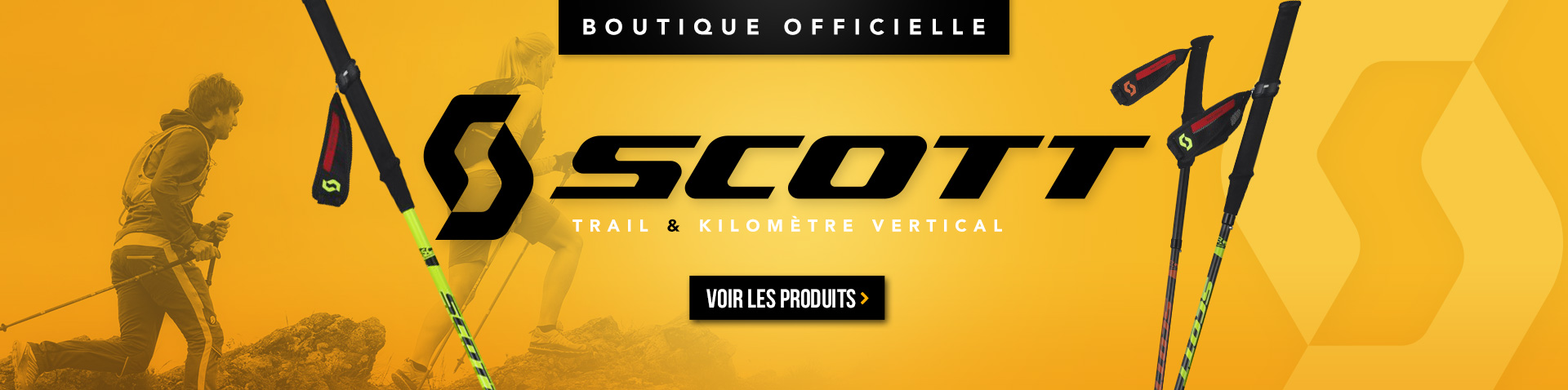 Boutique Officielle Scott